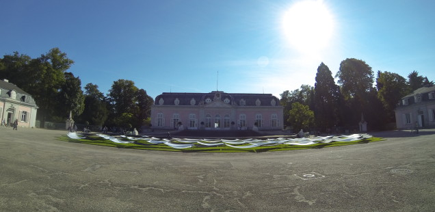 Schloss Benrath - GoPro Hero3